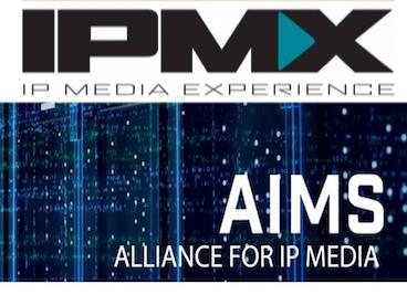 Il gruppo di lavoro AIMS ProAV...