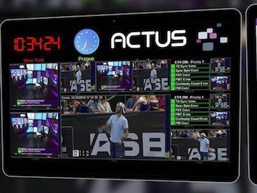 Actus Digital piattaforma di monitoraggio...