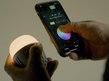 Aputure illuminazione LED RGB linea...