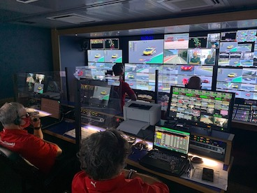 Ferrari Challenge: tutto il sistema...