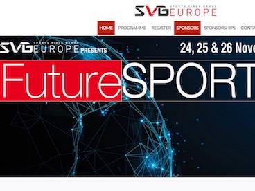 SVG Europe, programma Future Sport...