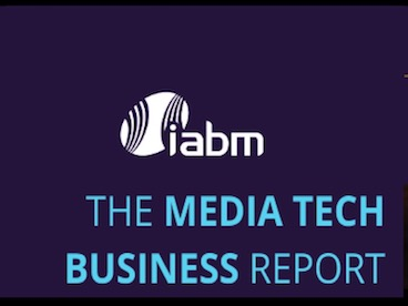 "IABM, ""The Media Tech Business..."