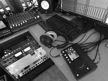 Merging, audio ad alta risoluzione,...