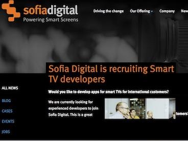 Sofia Digital sta reclutando sviluppatori...