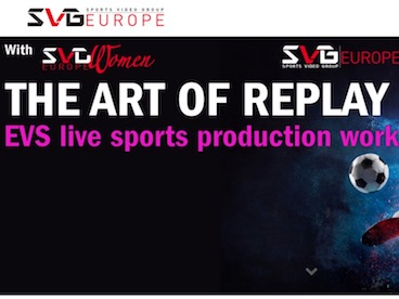 The Art of Replay: SVG Europe Women...