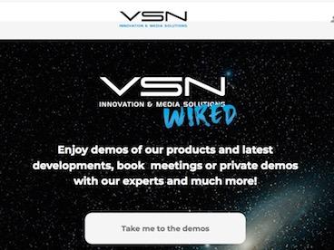 VSN Wired, uno spettacolo tutto...