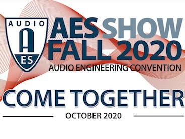 AES Fall Show 2020 Technical Program...