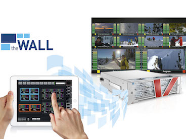 LAWO, soft multiviewer theWall...