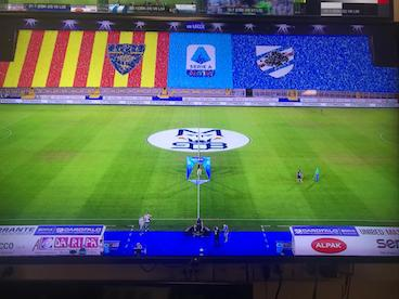 Fan virtualization in Italian stadiums:...