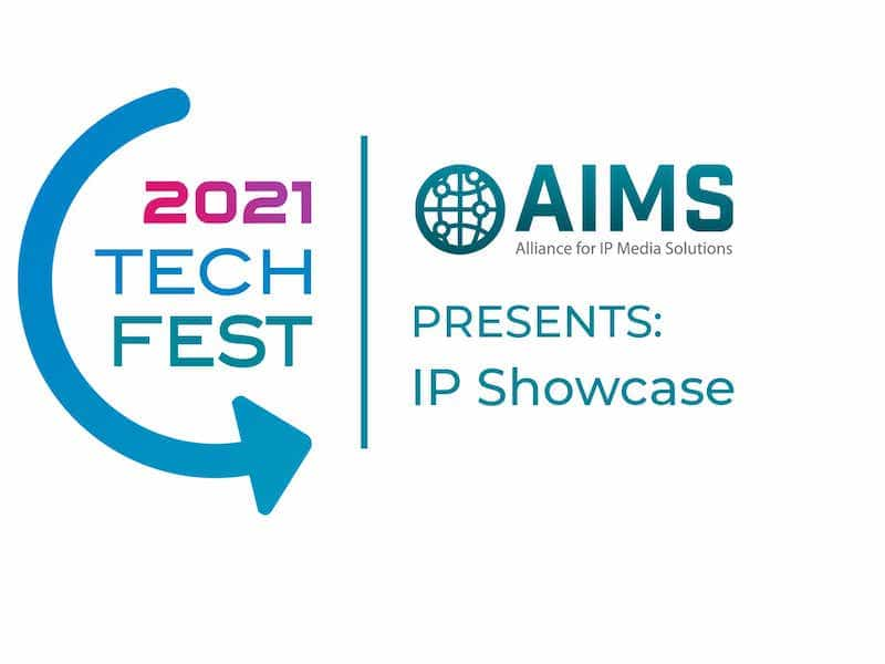 AIMS TechFest 2021 Presenta: IP...