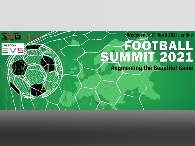 SVG Europe: Football Summit 2021,...