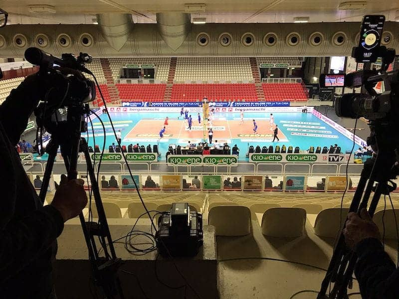 Remote production of SuperLega...
